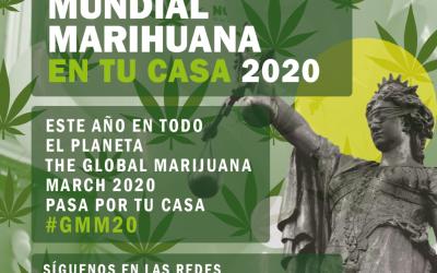 Marcha Mundial de la Marihuana 2020