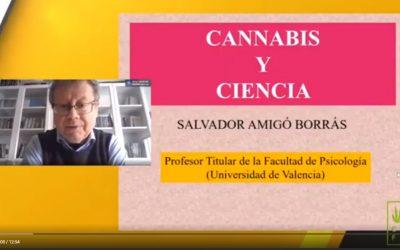 Ciencia y Cannabis, Dr. Salvador Amigó Borrás.